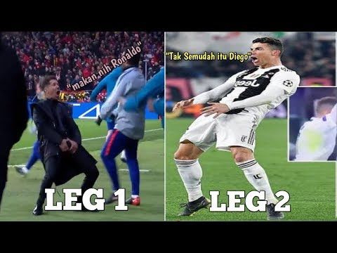 Cetak Hattrick !!! Cristiano Ronaldo Sindir Pelatih Atletico Madrid