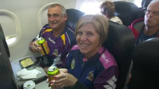Video Tigerair Australia Takes Purple Pride to Brisbane As Part Of Fly With The Team Competition download MP3, 3GP, MP4, WEBM, AVI, FLV November 2017