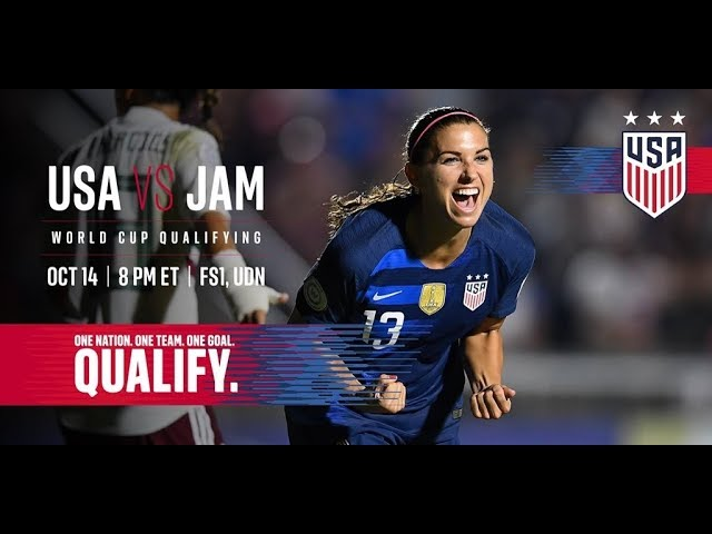 USA vs Jamaica