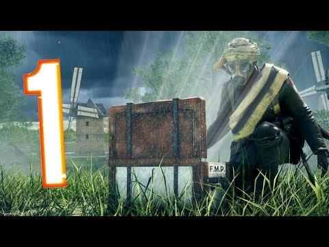 Battlefield 1: Fails & Funnies #35 (BF1 Random Moments)