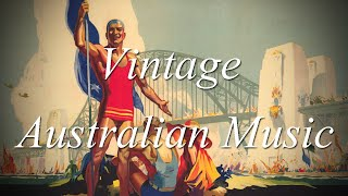One Hour of Vintage Australian Music