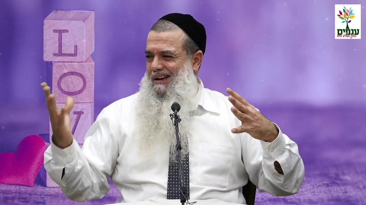 הרב יגאל כהן - תברח מאנשים ממורמרים HD - קצרים
