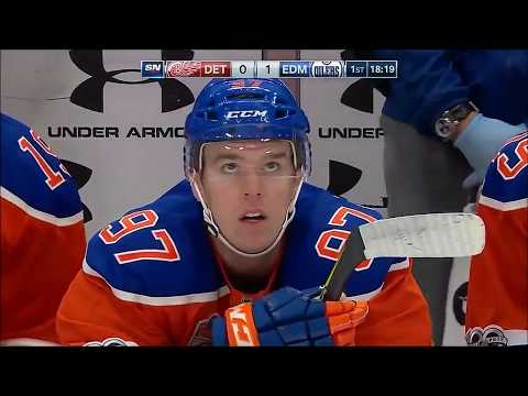 12 minutes of Connor McDavid Deking NHL defenders. (Insane moves)