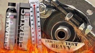 Ceratec Liqui Moly Dodatki do oleju Test Tarcia 100°C 2kg