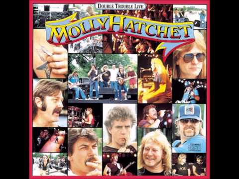 Molly Hatchet  ~Double Trouble Live~03.Gator Country mp3