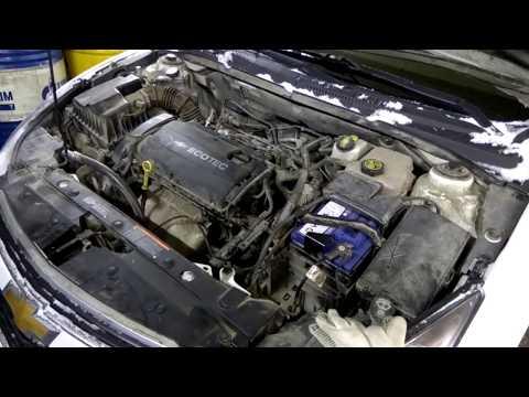 Где находится номер двигателя Шевроле круз 1,8 Chevrolet Cruze Z18XER. Коррозия номера
