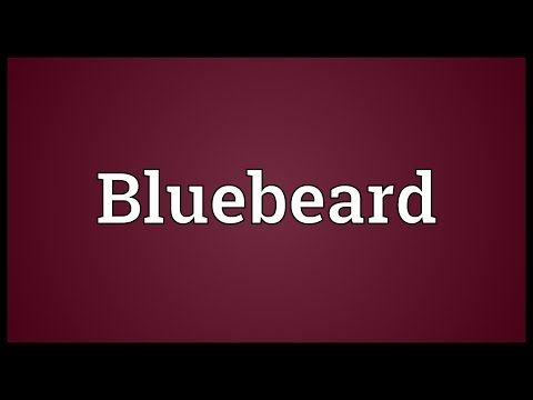 Bluebeard Meaning