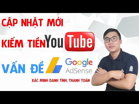 Kiếm Tiền Youtube 2020 Vấn Đề Quan Trọng Từ Google Adsense | Duy MKT