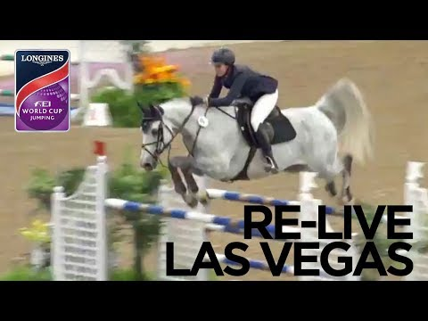 RE-LIVE | Las Vegas | Longines FEI World Cup™ Jumping 2017/18 NAL | Welcome Speed Classic