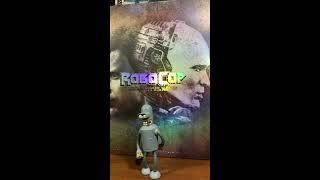 Стрім Огляд фігурок Робокопа БД і Алекса Мерфі від Хот Тойс Hottoys Hot Toys robocop