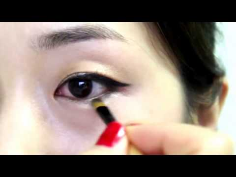 Makeup Tutorial Korean Red Lips 2015 New