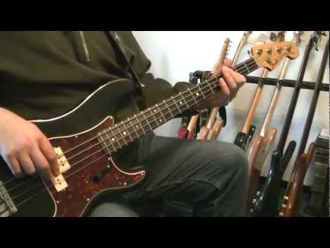 Tage wie diese - Bass Cover