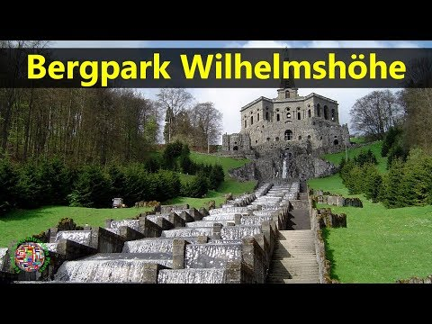 Best Tourist Attractions Places To Travel In Germany | Bergpark Wilhelmshöhe Destination Spot