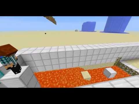 Minecraft'ın en iyi tuzakları 2 Ve kamera arkası [Komik]