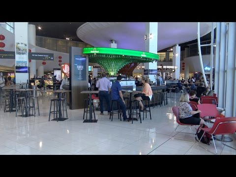 Auckland Airport, New Zealand: International Terminal
