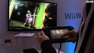 ZombiU Gameplay Wii U horror game