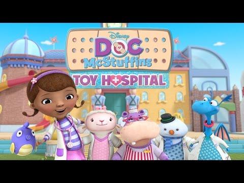 Theme Song | Doc McStuffins: Toy Hospital | Disney Junior