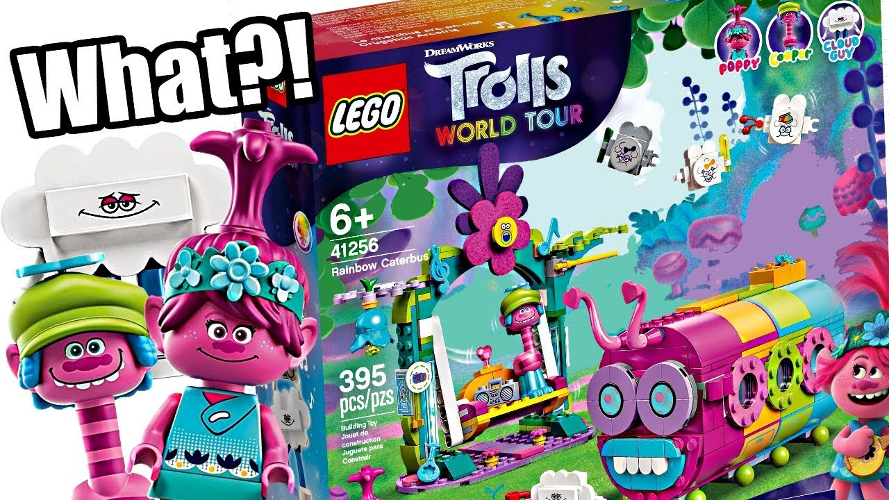 LEGO Trolls 2020 - The CRAZIEST set... is also the best ...