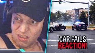 MontanaBlack reagiert auf lustige & verrückte CAR FAILS! 😅 MontanaBlack Reaktion