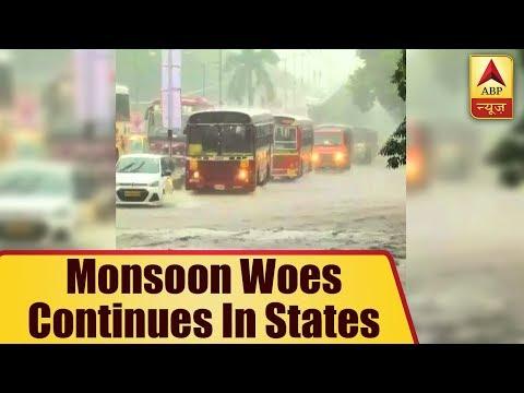 Monsoon Woes Continues In Maharashtra, Gujarat, Madhya Pradesh And Chhattisgarh