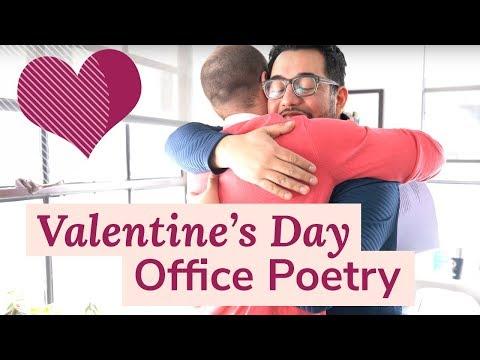 Celebrating Valentine's Day with Poetry | Oneupweb