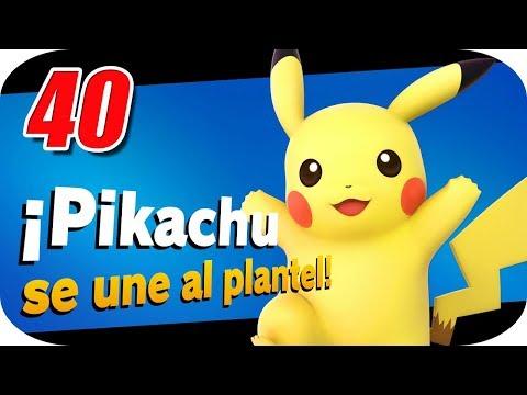 "Super Smash Bros Ultimate [Modo Aventura] Gameplay Español - Capitulo 40 ""Venganza Cumplida"" thumbnail"