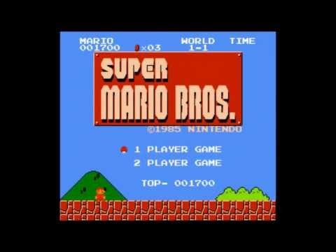 Super Mario Bros NES Game Genie Codes - Part 1