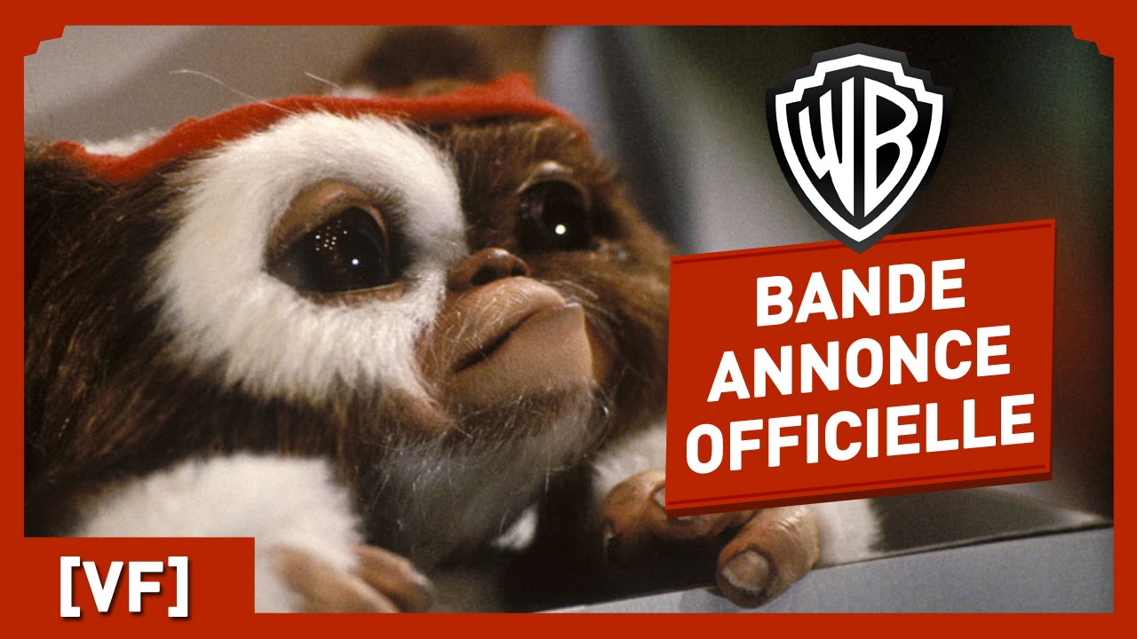 GREMLINS - Bande Annonce Officielle - Gizmo / Steven Spielberg