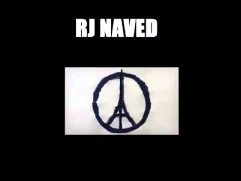 RJ naved on Paris attack