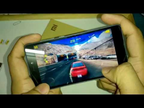Mi 4i Gaming, Battery and Temperature performance test in Hindi Review by Sharmaji
