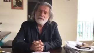 بالفيديو: مارسيل خليفة يساند الأسرى الفلسطينيين في إضرابهم عن الطعام