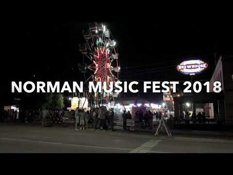 Norman Music Fest 2018