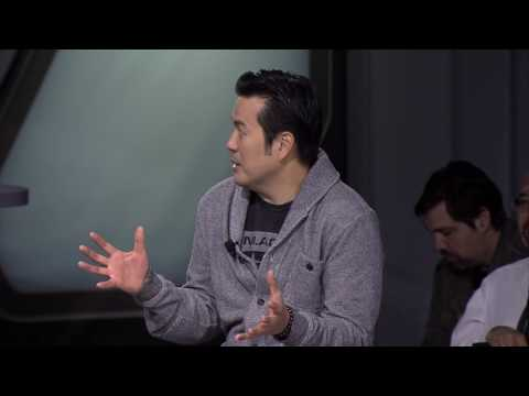 Star Trek: Beyond: Director Justin Lin Fan Event Interview