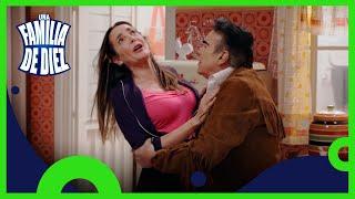 Una familia de 10, capítulo 9: Carlos intenta reconquistar a Licha  | T4 | Distrito Comedia
