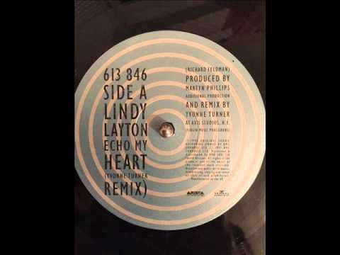 LINDY LAYTON ECHO MY HEART (yvonne turner)REMIX