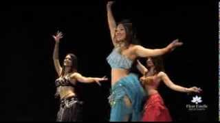 Beginners (Level 1) Belly Dance Course taught by Oloma