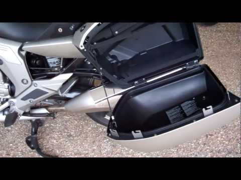 Quick walk around of the 2012 BMW K1600 near Baltimore | BMW Motorcycle dealer in MD