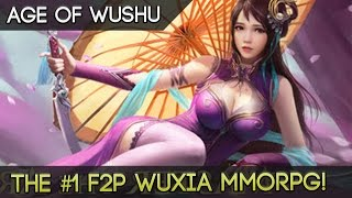 Age Of Wushu - The Ultimate #1 Bestest Greatest Super Awesome Wuxia MMORPG?