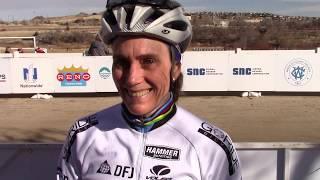 Karen Brems: Masters 55-59 Winner - 2018 Reno Cyclocross Nationals