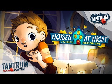 Noises at Night Board Game Playthru