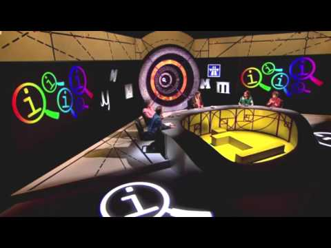 QI XL Series M Episode 8 - Messing With Your Mind
