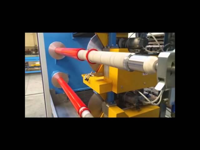 FEBA 2L 350 Dual Blade Multi Shaft Lathe Slitter