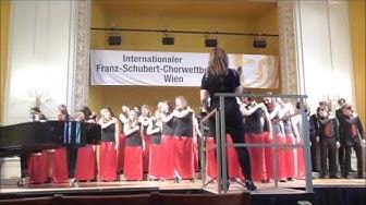 Wiener JugendChor Butterfly Chor-Wettbewerb Franz Schubert