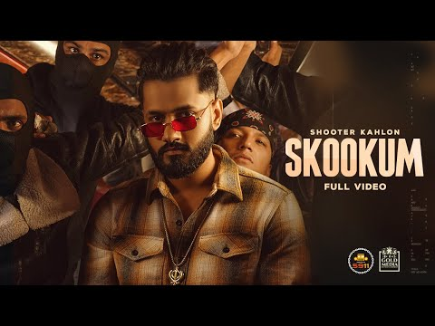 SKOOKUM (Official Video) : Shooter Kahlon | Latest Punjabi Songs 2021 | 5911 Records