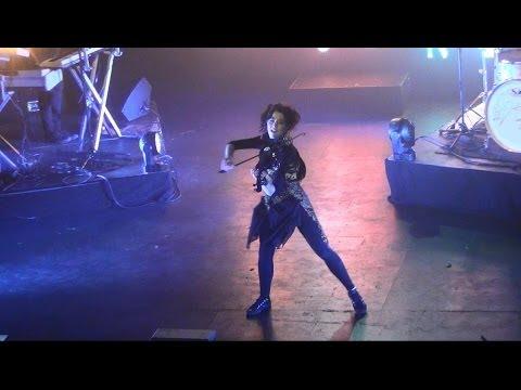 Lindsey Stirling - Good Feeling & Zi Zi's Journey @ Vic Chicago 2013