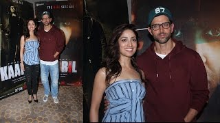 Repeat youtube video Interview Of Film Kaabil With Hritik Roshan And Yami Gautam
