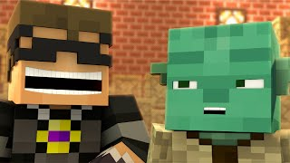 Do Not Laugh (Minecraft Fan Animation) SDM