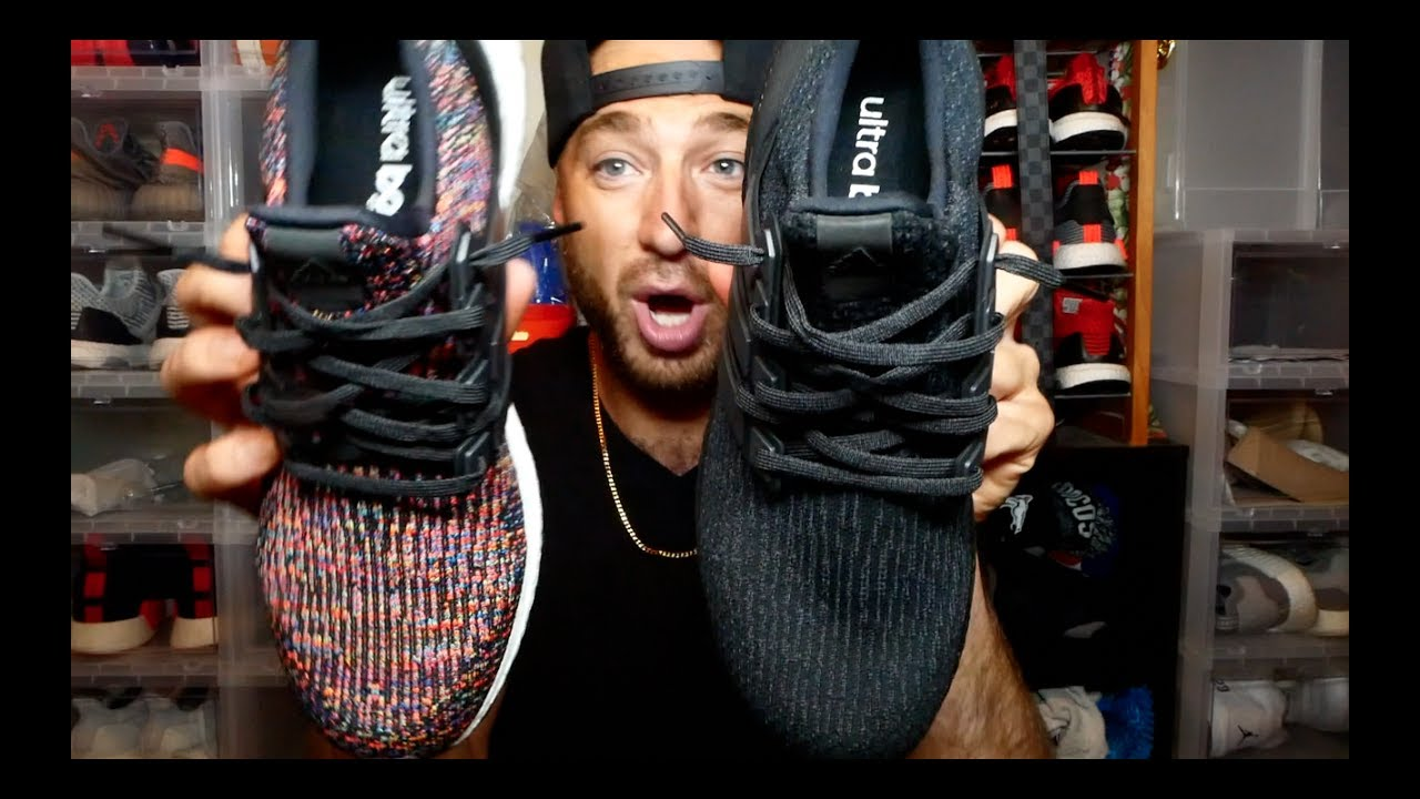 Download Why is the New Ultra Boost 3.0 sizing so wack!?? + Ultra Boost 3.0 Triple Black V2 Review!!