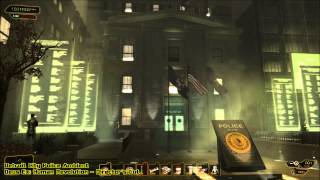 Detroit City Police Ambient  - Deus Ex: Human Revolution - Director