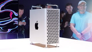 2019 Mac Pro Impressions: Cheese Grater is Back!